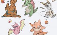 Pokemon Fusion 34 Cool Hd Wallpaper