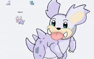 Pokemon Fusion 35 Desktop Wallpaper
