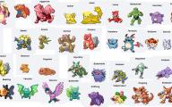 Pokemon Fusion 4 Desktop Background
