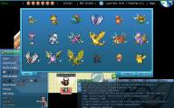 Pokemon Online  17 Background Wallpaper