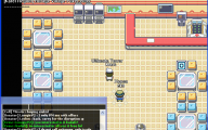 Pokemon Online  27 Anime Background