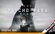 Psycho Pass Joshu Kasei  21 Anime Background