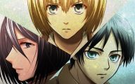 Shingeki No Kyojin Armin  23 Background Wallpaper