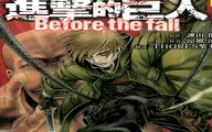 Shingeki No Kyojin Before The Fall  16 Anime Background