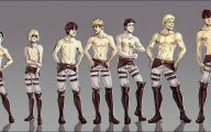 Shingeki No Kyojin Fanart  1 Cool Wallpaper