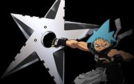 Soul Eater Black Star  20 High Resolution Wallpaper