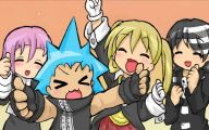 Soul Eater Black Star  30 Desktop Background