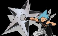 Soul Eater Black Star  6 Desktop Background