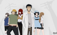 Steins Gate Hououin Kyouma  4 Background Wallpaper
