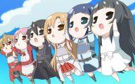 Sword Art Online Characters  23 Cool Wallpaper