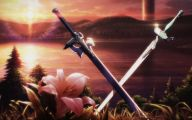Sword Art Online Characters  4 Anime Background