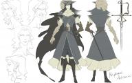 Sword Art Online Characters  5 Widescreen Wallpaper