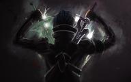 Sword Art Online Dark Repulser  6 Hd Wallpaper
