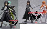Sword Art Online Figma  12 Widescreen Wallpaper