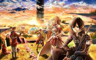 Sword Art Online Free  23 Anime Background