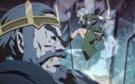 Sword Art Online Freyja  14 Background Wallpaper