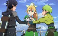 Sword Art Online Freyja  5 Free Hd Wallpaper