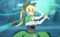 Sword Art Online Freyja  8 Desktop Background