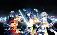 Sword Art Online Gun Gale  10 Desktop Wallpaper