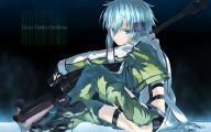 Sword Art Online Gun Gale  20 Widescreen Wallpaper
