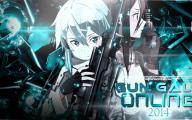Sword Art Online Gun Gale  24 Free Hd Wallpaper