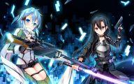 Sword Art Online Gun Gale  25 Background Wallpaper