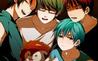 Takao Kuroko No Basuke 22 High Resolution Wallpaper