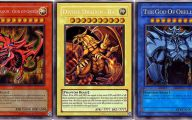 Yu Gi Oh Egyptian God Cards  13 Wide Wallpaper