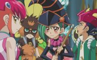 Yu Gi Oh Zexal  27 Anime Background