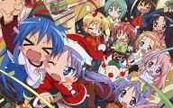 Anime Christmas Girls  27 Widescreen Wallpaper