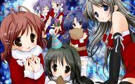 Anime Girls Christmas  1 Desktop Background