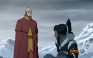 Avatar Aang Vs Avatar Korra  11 Widescreen Wallpaper