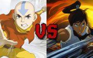 Avatar Aang Vs Avatar Korra  12 Free Hd Wallpaper