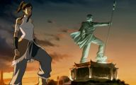 Avatar Aang Vs Avatar Korra  4 Anime Background