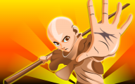 Avatar Aang Wallpaper  13 Widescreen Wallpaper