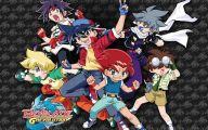 Beyblade Anime 2015  18 Desktop Wallpaper