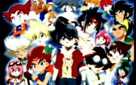 Beyblade Anime Characters  14 Wide Wallpaper