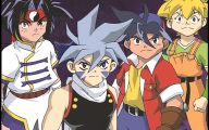 Beyblade Anime Characters  27 Desktop Background