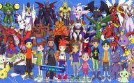 Digimon 313 Free Wallpaper