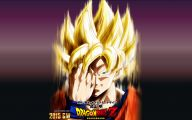 Dragon Ball Z Movie  1 Anime Background