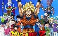Dragon Ball Z Movie  7 Wide Wallpaper