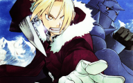 Edward Elric Fullmetal Alchemist Brotherhood  3 Anime Background