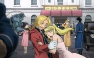 Edward Elric Fullmetal Alchemist Brotherhood  9 Anime Background