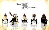 Fairy Tail Gildarts 5 Widescreen Wallpaper