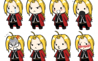 Fullmetal Alchemist Edward Elric Children  29 Desktop Wallpaper