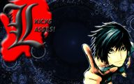 L Death Note Hd Wallpaper  10 Cool Wallpaper