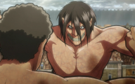 Attack On Titan Eren 1 Cool Wallpaper