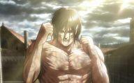 Attack On Titan Eren 11 Free Wallpaper