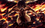 Attack On Titan Eren 13 Desktop Background