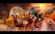 Attack On Titan Eren 23 Free Hd Wallpaper